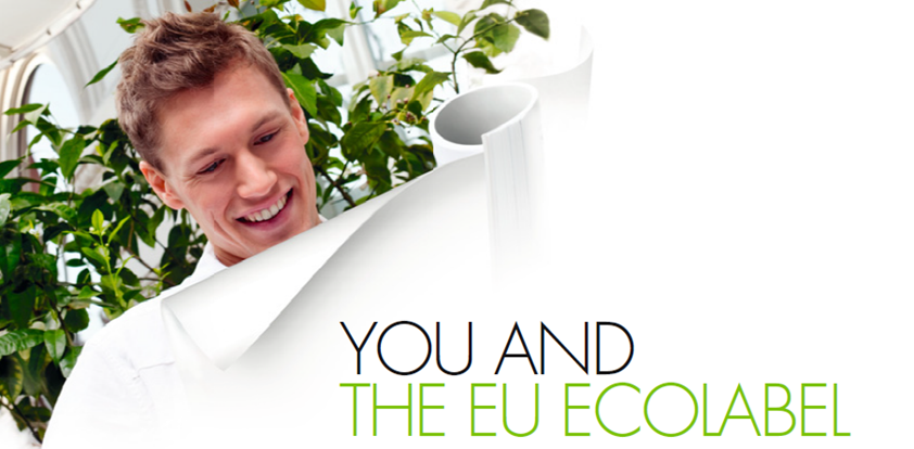 You and the EU Ecolabel brochure